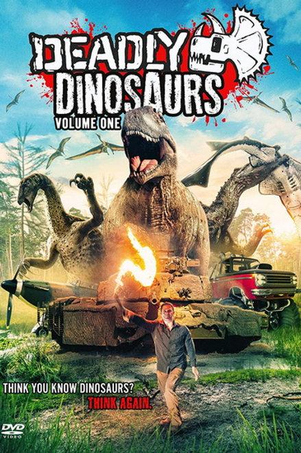 Deadly Dinosaurs - Volume 1