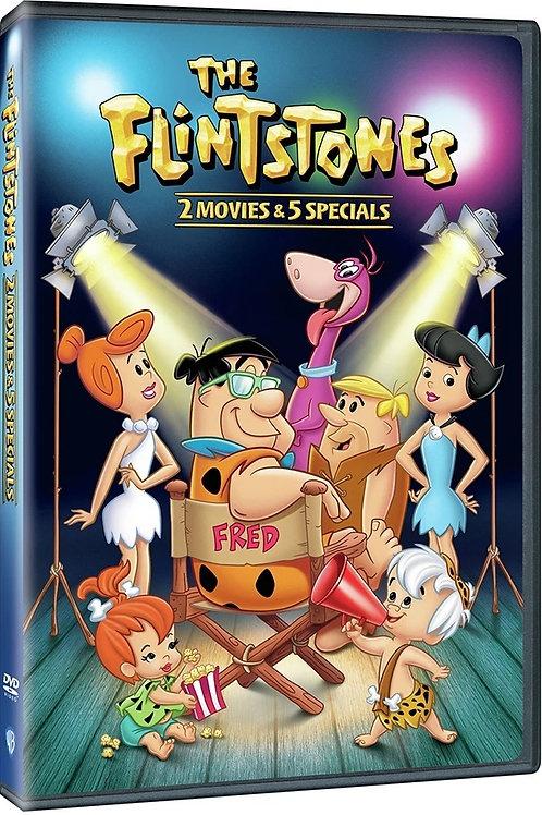 The Flintstones - 2 Movies & 5 Specials