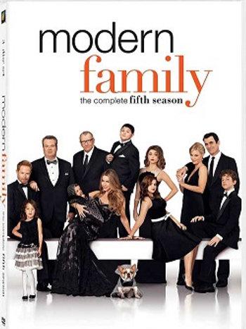 Modern Family - Season 5 Complete