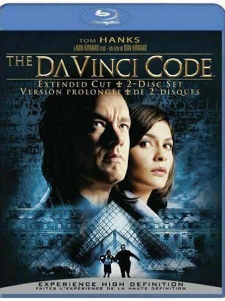 The DaVinci Code - Extented Cut 2 Disc Set