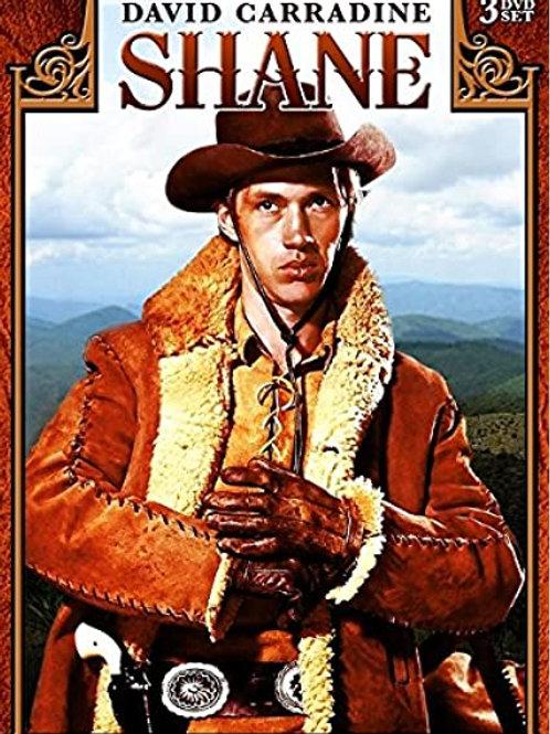 Shane - 3 DVD Set