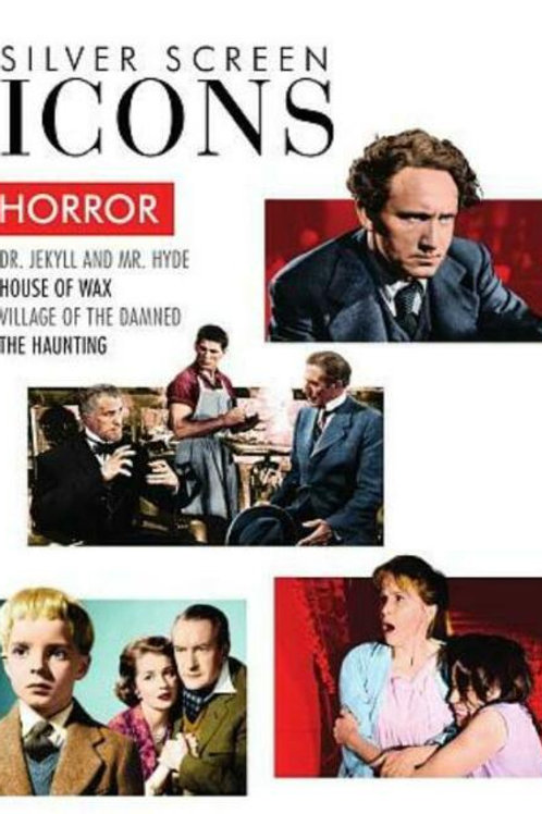 SILVER SCREEN ICONS HORROR