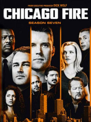 Chicago Fire - Season 7 Complete