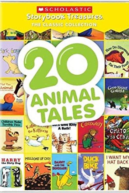 20 ANIMAL TALES