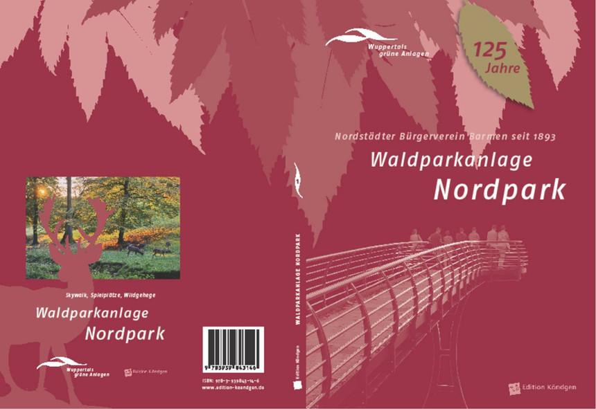 Parkführer Nordpark neu aufgelegt
