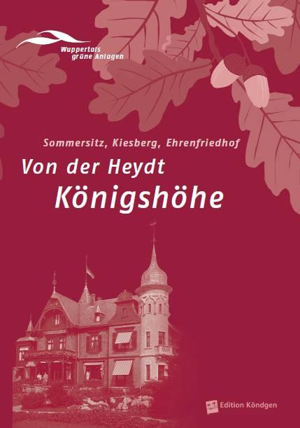 Wuppertals grüne Anlagen Bd. 8 ist erschienen.