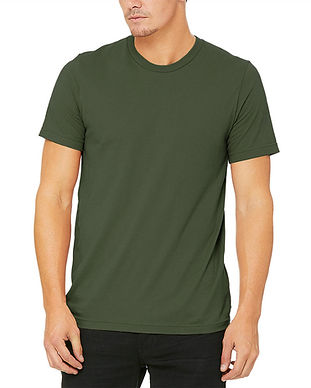 CUSTOMIZE-MAN-T-SHIRT-3001_MILITARY_GREE