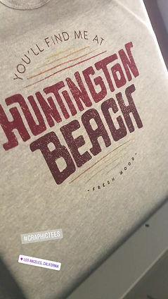 Huntington retail store merchandising