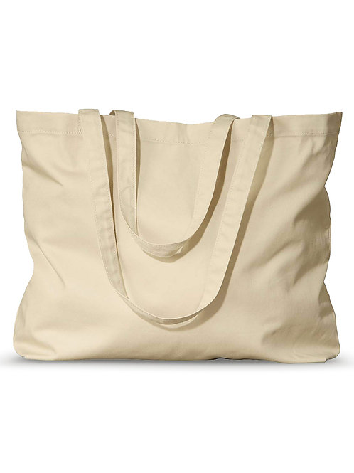 ECONSCIOUS™ Organic Cotton Large Twill Tote