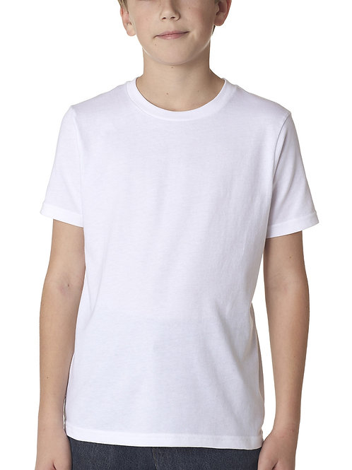 NEXT LEVEL™ Youth Boys' Cotton Crew