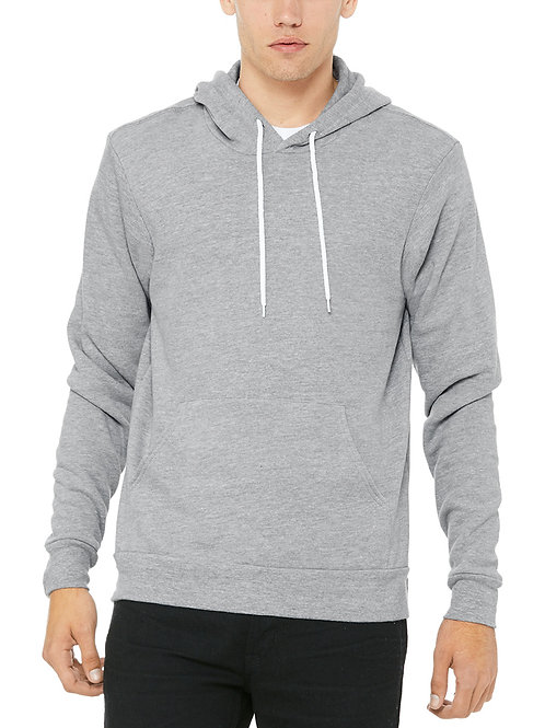 BELLA+CANVAS™ Unisex Sponge Fleece Pullover Hoodie