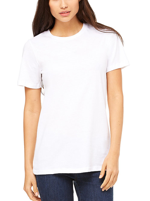 BELLA+CANVAS™ Ladies' Relaxed Jersey Short-Sleeve T-Shirt