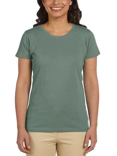ECONSCIOUS™ Ladies' 4.4 oz., 100% Organic Cotton Classic Shor