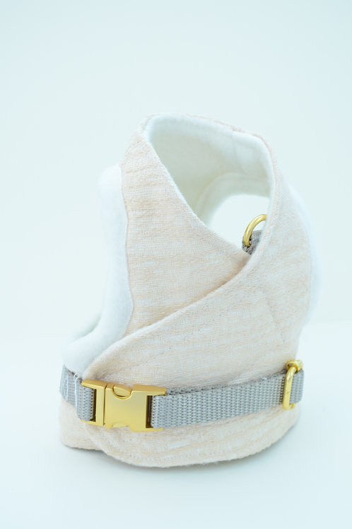Dog Harness - Champagne Bliss