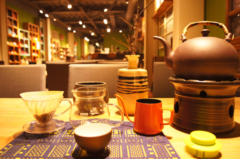 台灣茶席體驗