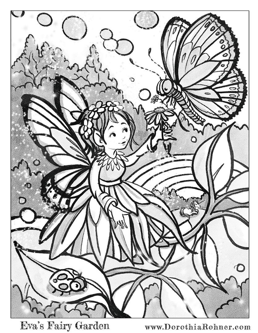 Eva's Fairy Garden