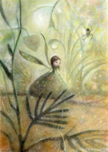 Fairy & Spider