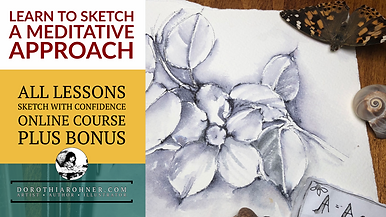 Full Course # 1 Learn To Sketch