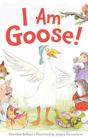 I Am Goose! Cover