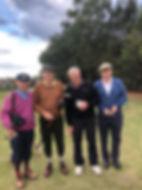Players at Yarra Yarra