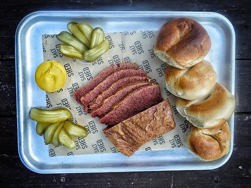 Salt Beef Bagel Package