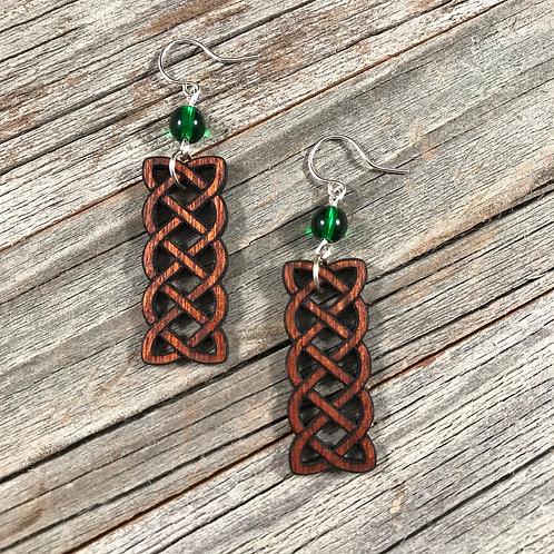 Linear Celtic Knot