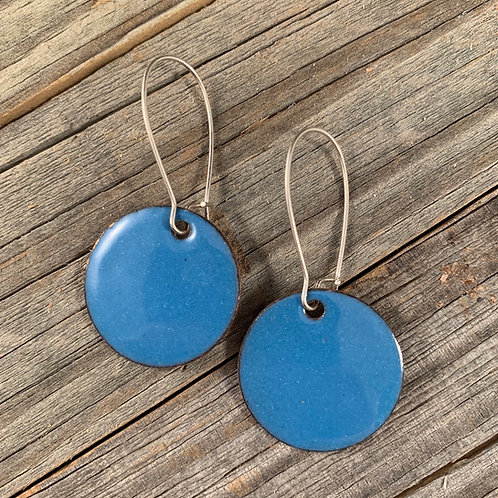 Light Blue Drop Discs