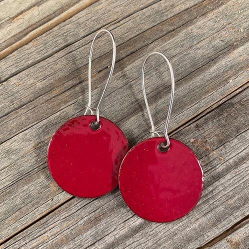 Red Drop Discs