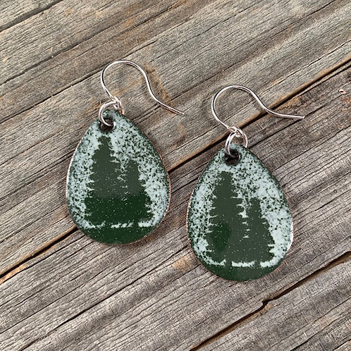 Pine Trees (Green)