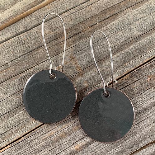 Gray Drop Discs