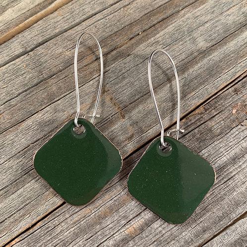 Green Drop Squares