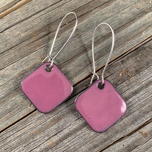 Pink Drop Squares