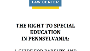 Your Guide to Special Education in Pennsylvania