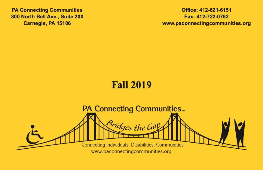 Pa Connecting Communities Fall 2019 Event Schedule