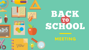 August 26, 2020 Meeting - Open Forum - Back to School