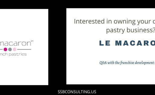 Q&A with Le Macaron