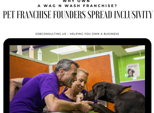 Pet Franchise Founders Spread Inclusivity