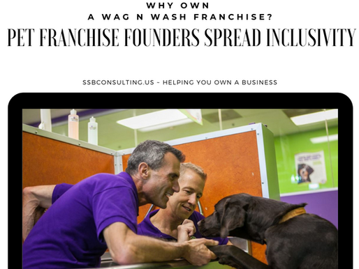 Pet Franchise Founders Spread Inclusivity