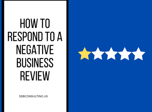 How to respond to a negative business review