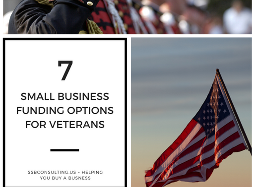 7 Small Business Funding Options for Veterans