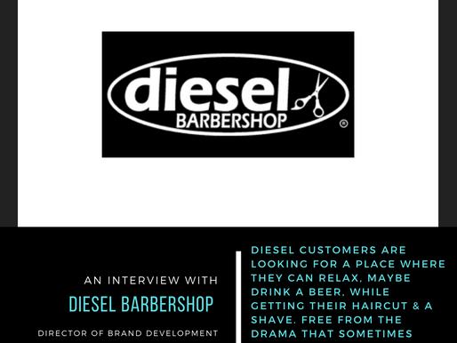 Q&A with Diesel Barbershop