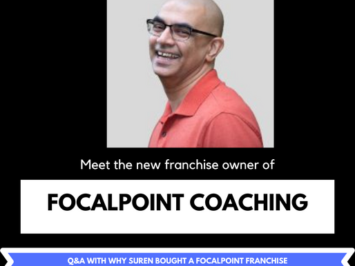 Meet the new franchise owner of FocalPoint Coaching