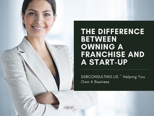 The Difference Between Owning A Franchise Vs. A Start-up