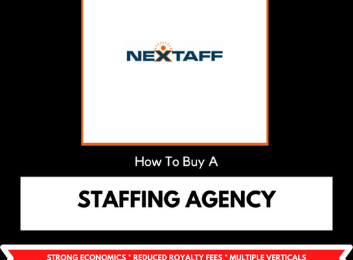 How To Own A Nextaff Staffing Agency