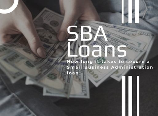 Buying a business and need funding?  Find out how long it takes to secure an SBA loan.