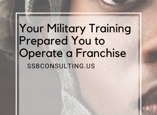 Your Military Training Prepared You to Operate a Franchise