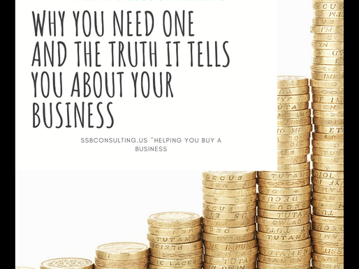 Profit & Loss Statement; Why you need one and the truth it tells you about your business