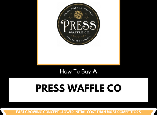 How to own a Press Waffle ~10 Questions with the franchise