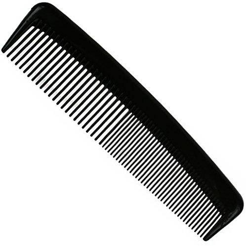 CS Beauty Black Pocket Comb