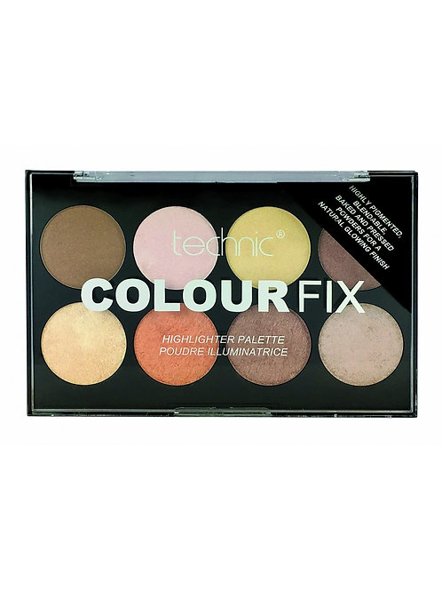 Technic Colour Fix Palettes - 8 Options